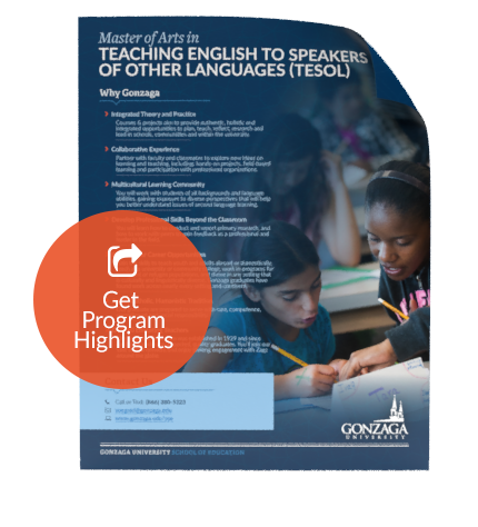 TESOL Program Highlights